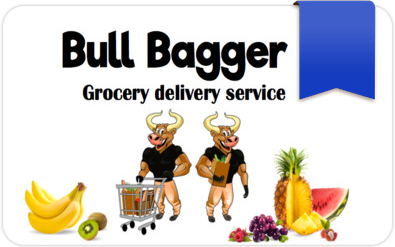 Send Online Gift Cards for Bull Bagger | powered by GiftFly com