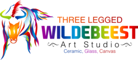 Three Legged Wildebeest  Art Studio
