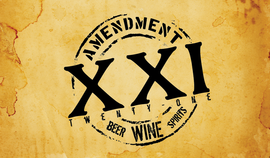 Amendment XXI Wine & Spirits