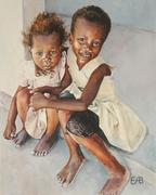Portraits by Lizzy Koah