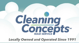 Cleaning Concepts Maid Service, 10% Off!