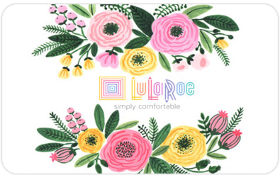 send online gift cards for lularoe christine caplinger powered by