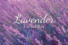 Lavender Facial Bar