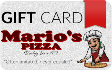 Send Online Gift Cards for Mario's Pizza Northampton | powered by ...